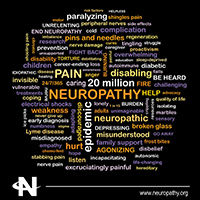 Neuropathy Terminology: New Life Outlook  Infographic